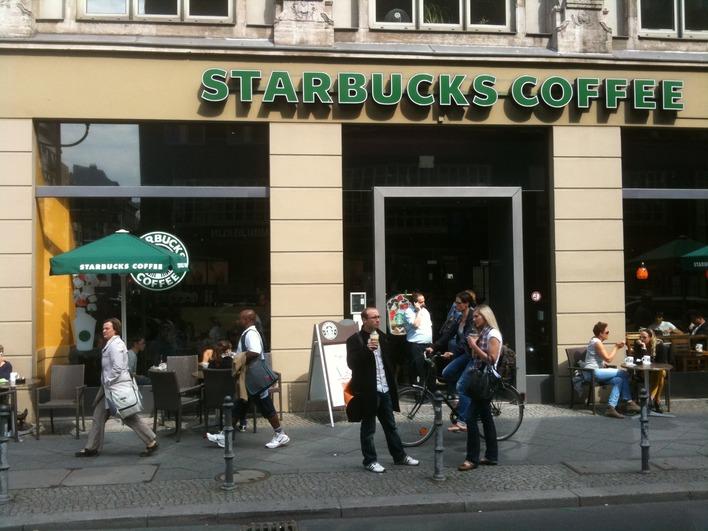 Starbucks Coffeee Houses in Berlin