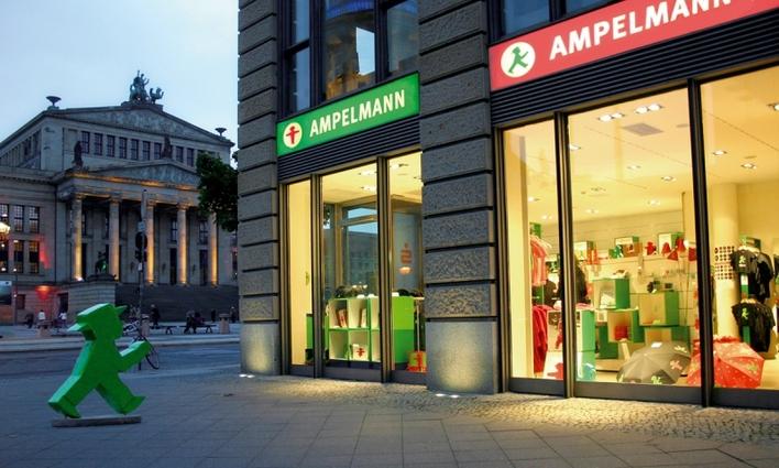 Ampelmann Berlin - KAUPERTS