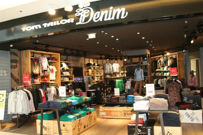 TOM TAILOR in den Wilmersdorfer Arcaden