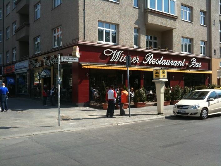 Wiener Conditorei Caffeehaus am Steubenplatz