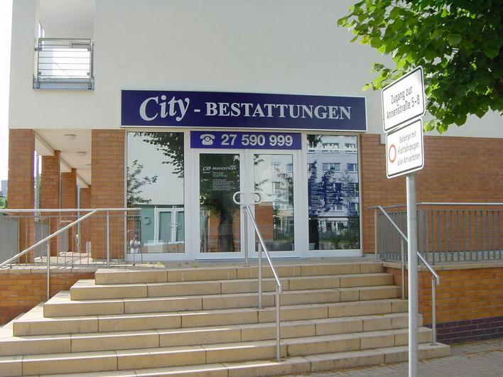 City-Bestattungen Berlin-Mitte