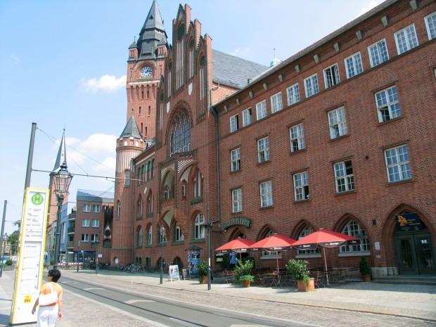 Bürgeramt I (Rathaus Köpenick)
