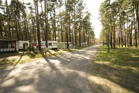 Campingplatz Krossinsee in Schmöckwitz