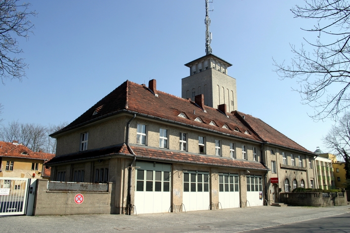 Berufsfeuerwache Hermsdorf
