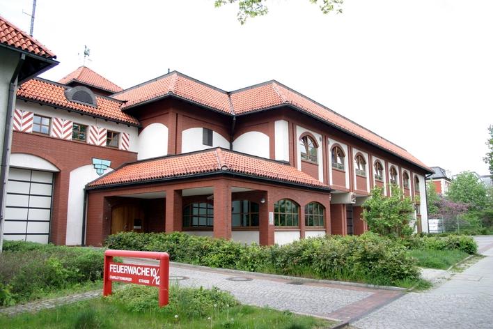 Berufsfeuerwache Zehlendorf
