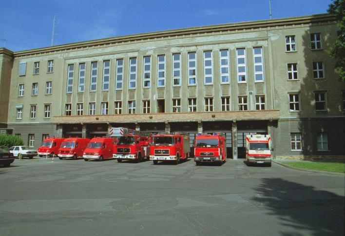 Berufsfeuerwache Friedrichshain