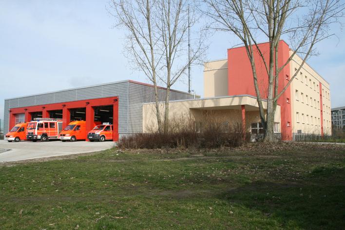 Berufsfeuerwache Hellersdorf