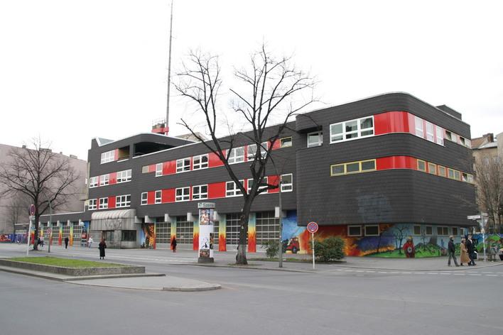 Berufsfeuerwache Kreuzberg