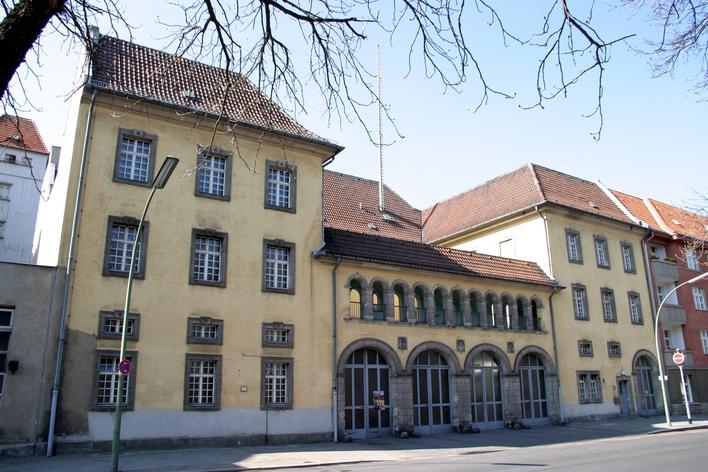 Berufsfeuerwache Schillerpark