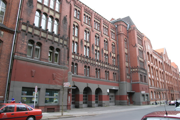 Berufsfeuerwache Schöneberg