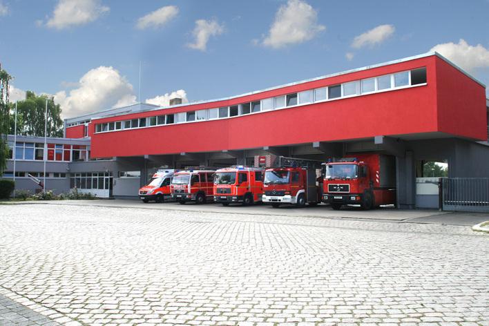 Berufsfeuerwache Spandau-Süd