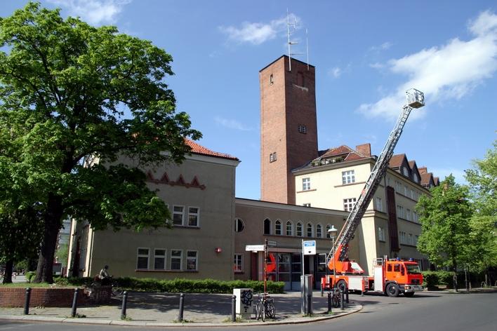 Berufsfeuerwache Steglitz