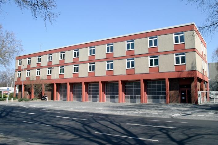 Berufsfeuerwache Wittenau