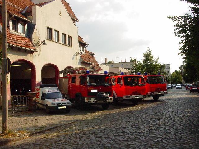 Freiwillige Feuerwehr Adlershof