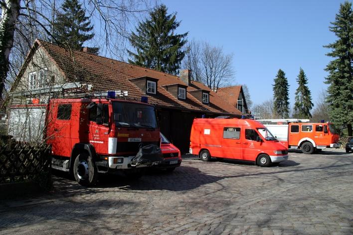 Freiwillige Feuerwehr Frohnau