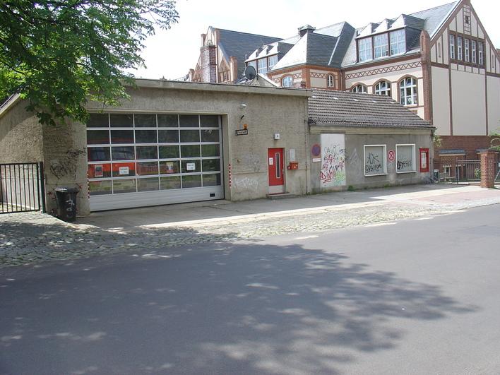 Freiwillige Feuerwehr Mahlsdorf