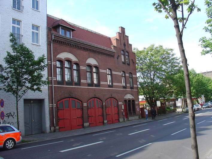 Freiwillige Feuerwehr Oberschöneweide