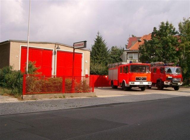Freiwillige Feuerwehr Wilhelmsruh