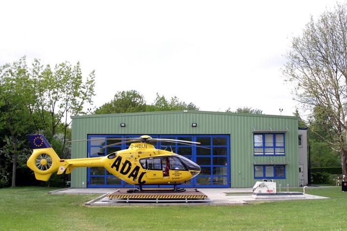 Rettungs-Transport-Hubschrauber (RTH Christoph 31)