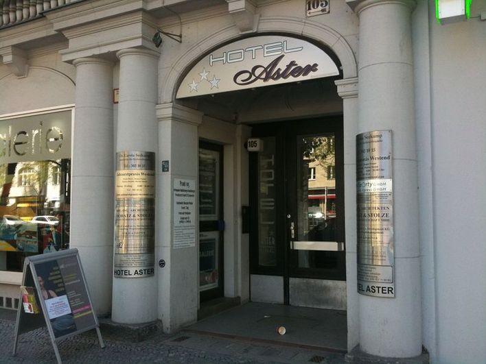 Aster Hotel an der Messe, Hotel in der Reichsstraße
