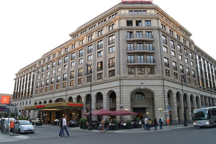 Westin Grand Hotel Berlin
