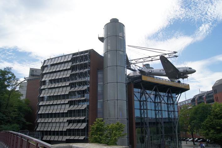 Neubau des Deutschen Technikmuseums