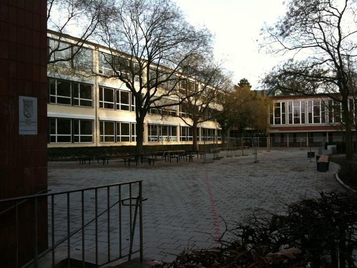 Heinz-Berggruen-Gymnasium in Berlin-Westend