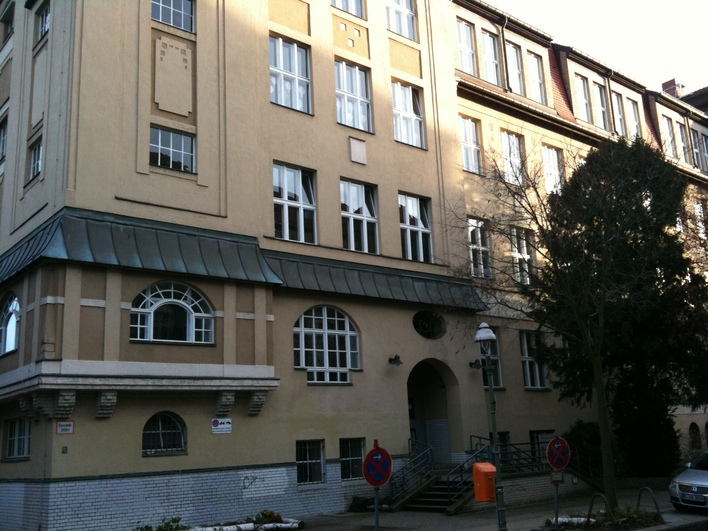 Reinhold-Otto-Grundschule in Berlin-Westend