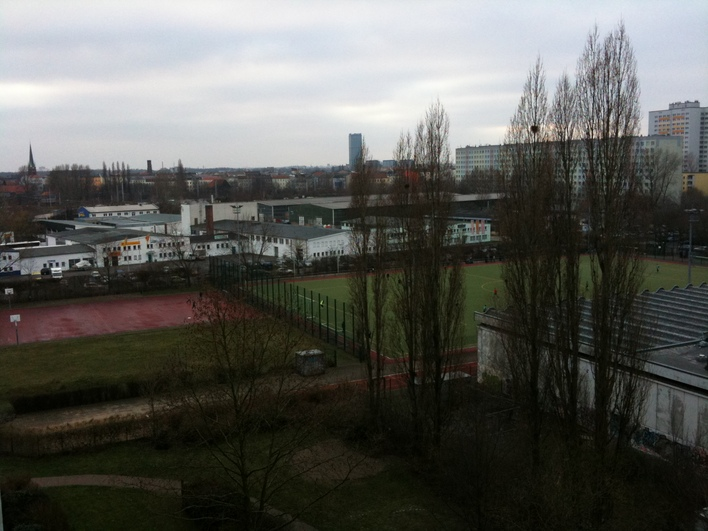 Sportstätte Harnackstraße