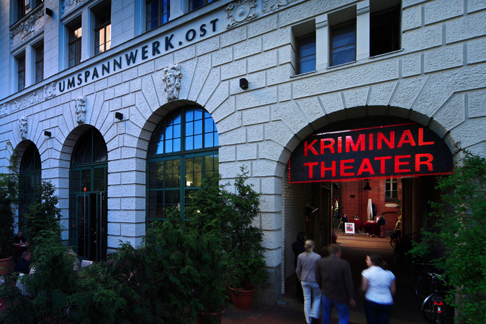 Berliner Kriminal Theater, Foto: Herbert Schulze