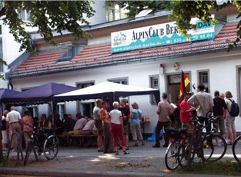 Sommerfest des AlpinClub Berlin