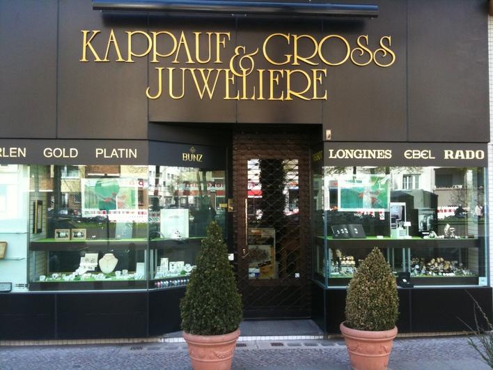 Juweliere Kappauf & Gross, Inhaber Marcus Broszio
