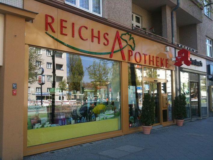 Ihre freundliche Apotheke in der Reichsstraße