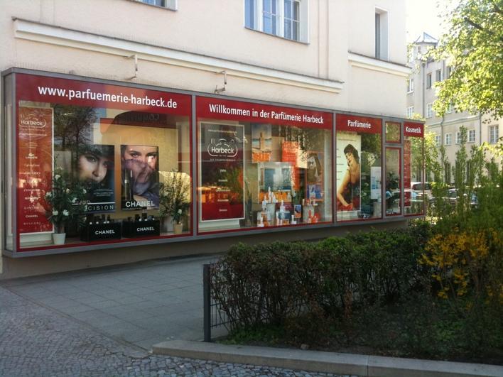 Parfümerie Harbeck - Reichsstraße 106