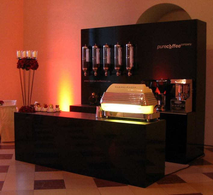 purecoffee company by CK Eventservice