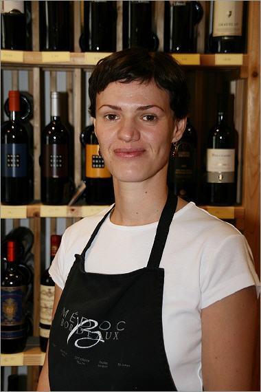 Im Weinladen Lichterfelde beraten Sie gerne B. Floss und Grit Virkus (Foto)