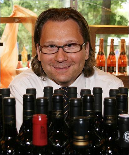Im Weinladen Wittenau berät Sie gerne Frank Roeder und sein Team