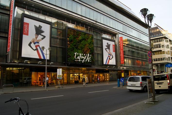 Galeries Lafayette in der Friedrichstraße