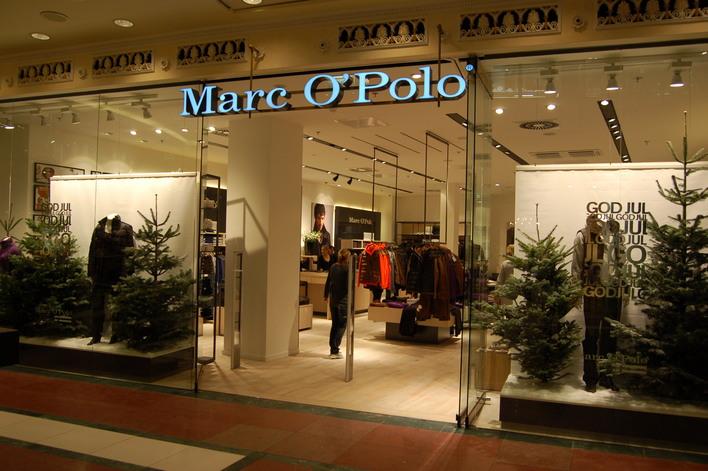 Marc O' Polo im Einkaufszentrum das Schloss