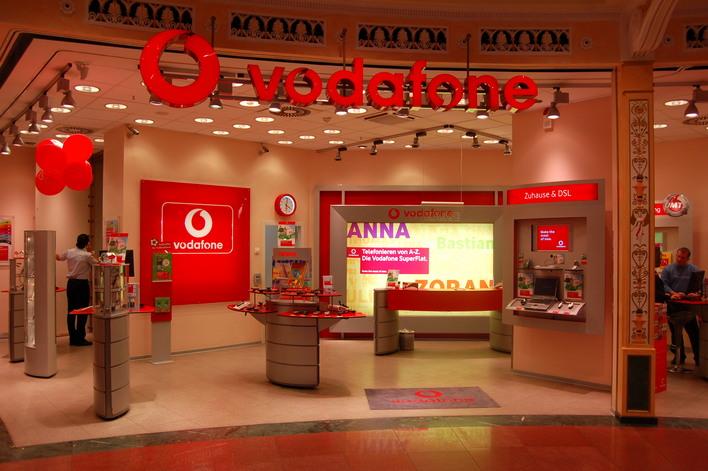Vodafone shop das schloss internet telefon in berlin for Outlet berlin steglitz