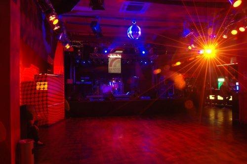 Frannz Club in der Kulturbrauerei in Berlin