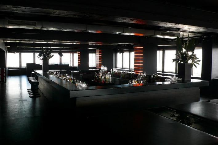 Blick in die 12. Etage (Quelle: bullet-event.com)
