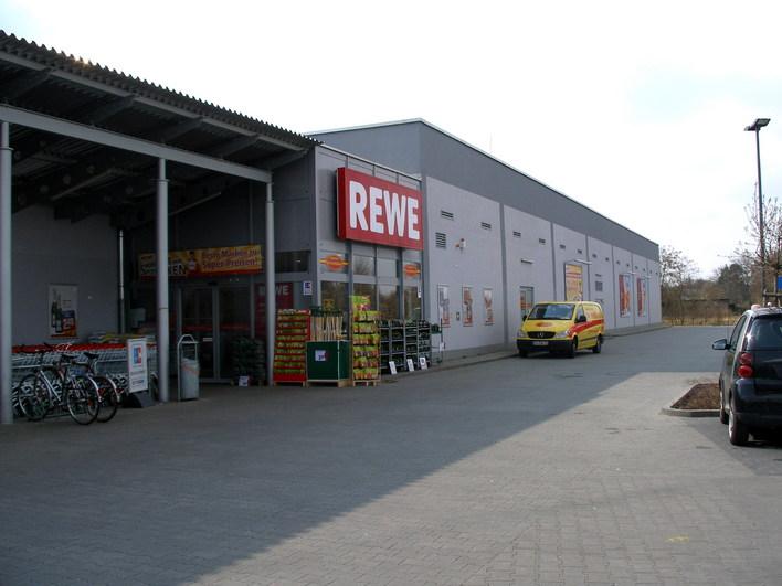 REWE Markt in der Heerstraße