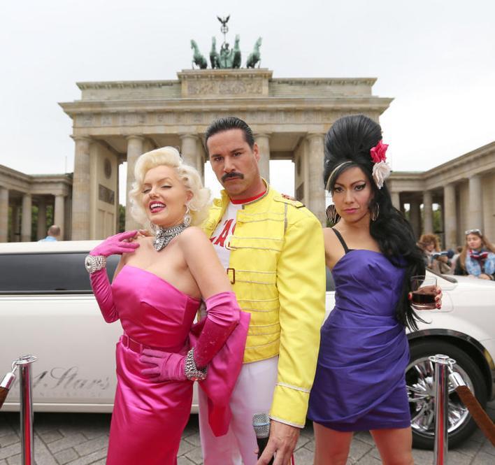 Stars in Concert im Estrel Berlin.