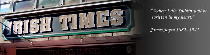 The Irish Times Irish Pub
