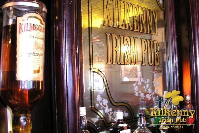 Das Kilkenny Irish Pub in Berlin-Mitte