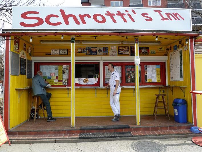 Schrotti's Inn in Berlin-Kreuzberg