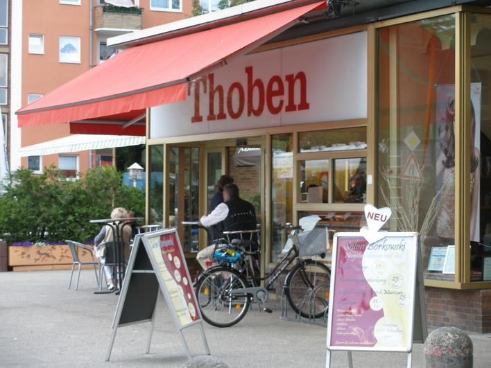 Thobens Backwaren - Brunsbütteler Damm