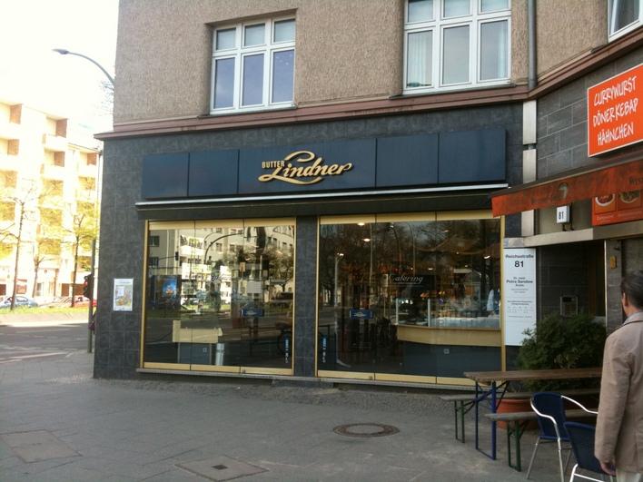 Lindner in der Reichsstraße 81 am Steubenplatz