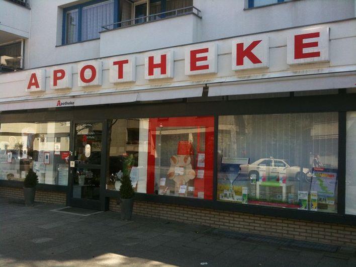 Fürstenplatz Apotheke